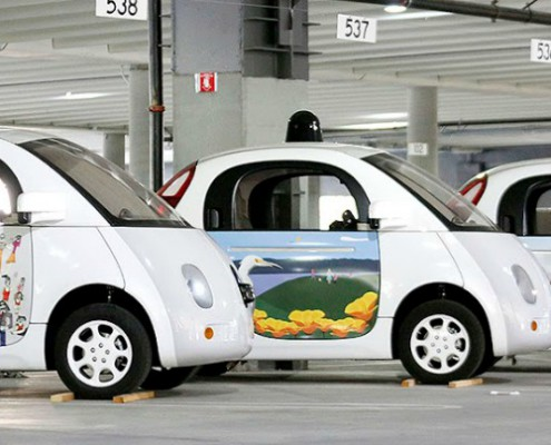 NOLTLIMO - Google car